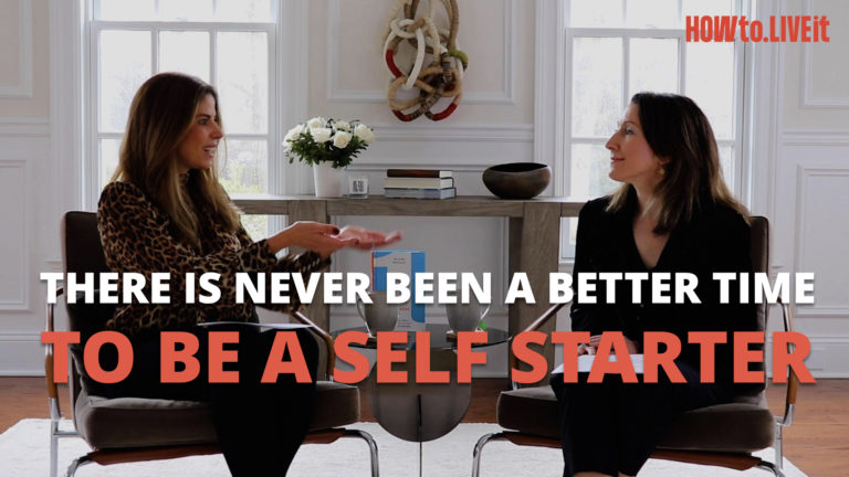 There's Never Been a Better Time to Be a Self-Starter