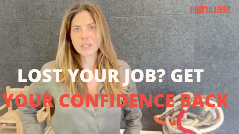 How to Regain Confidence After a Job Loss