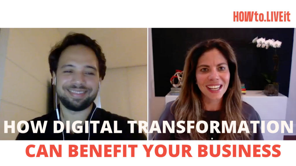 How Digital Transformation Can Benefit Your Business