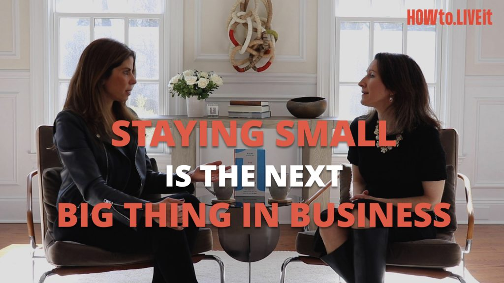 Why Staying Small is the Next Big Thing in Business