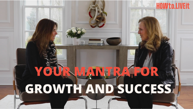 Your Mantra for Growth and Success